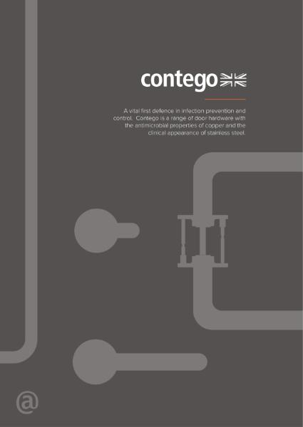 Contego Antimicrobial Copper Ironmongery