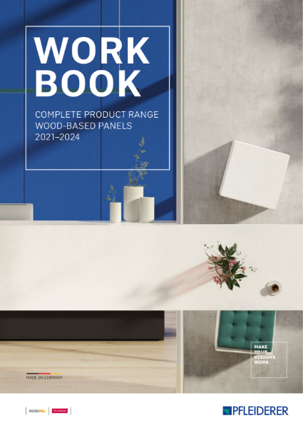 Work Book - Complete Product Range 2021 - 2024