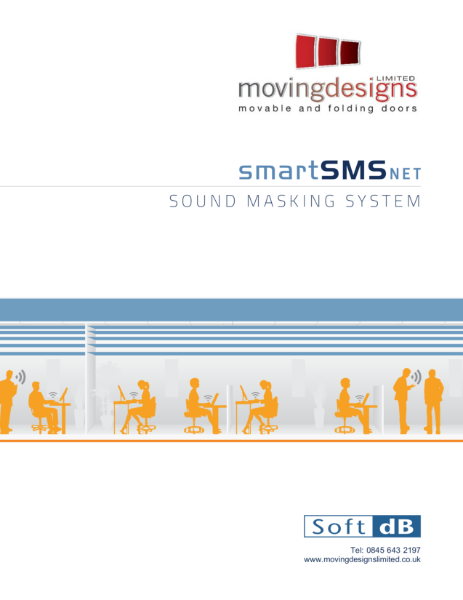 Moving Designs ~ Soft dB Sound Masking