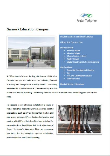 Garnock Education Campus
