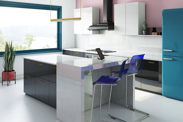 Kitchen Flooring Silestone®