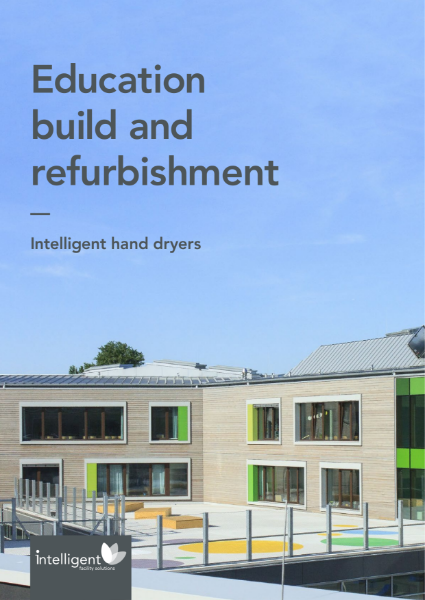 Education Build and Refurbishment - Hand Dryers