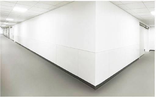 Saniclad BIOMAX Antimicrobial Hygienic Wall Cladding