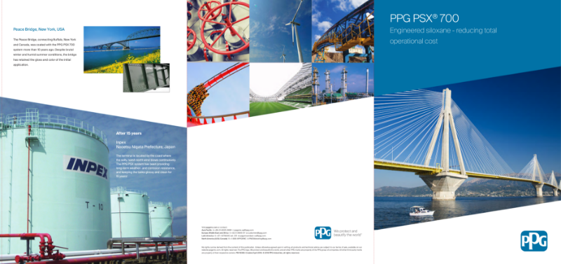 PPG PSX 700 Engineered siloxane