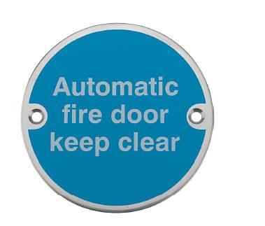 Fire Signage AFDKC (HUKP-0105-26)