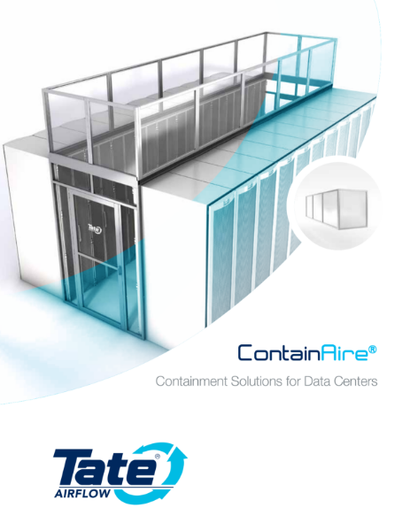 Tate Containaire Containment Solutions for Data Centres