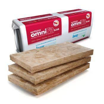 Earthwool OmniFit Slab Insulation