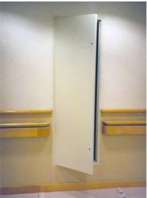 Plasterboard Riser Door Fire Rated