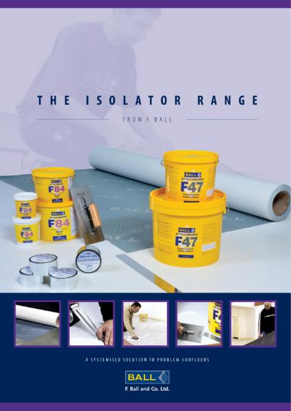 Isolator Range