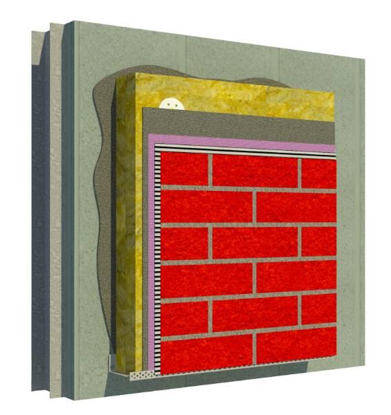 webertherm XM FM048 P External Wall Insulation