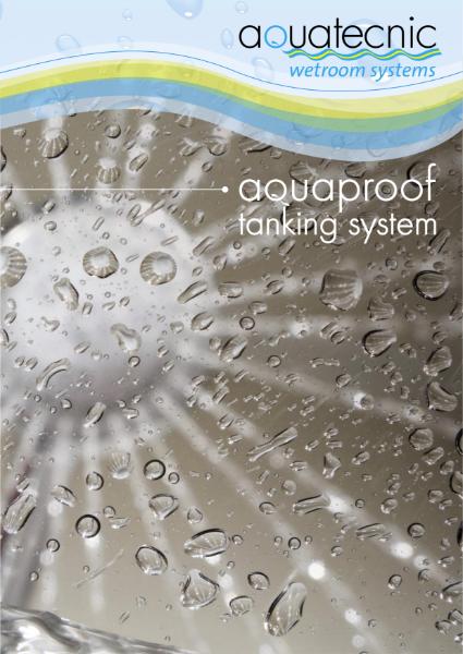 Wetroom System (Aquaproof)