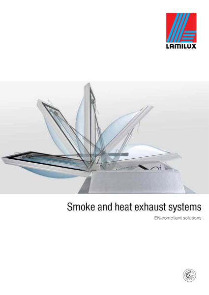 Smoke Vent  AOV Rooflights