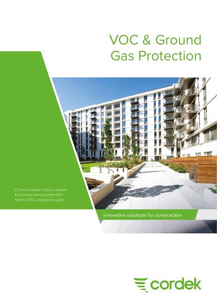 Cordek VOC & Ground Gas Brochure