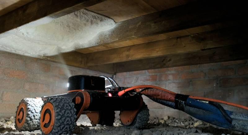 Underfloor Insulation by Q-Bot