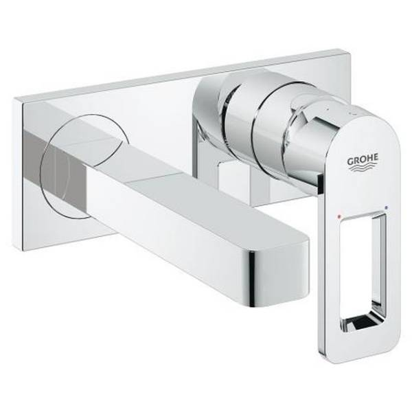 Quadra Two Hole Basin Mixer