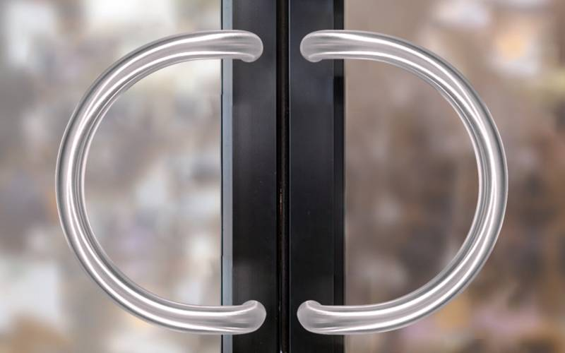 BLU™ - HAB20 'D' Style Commercial Pull Handle