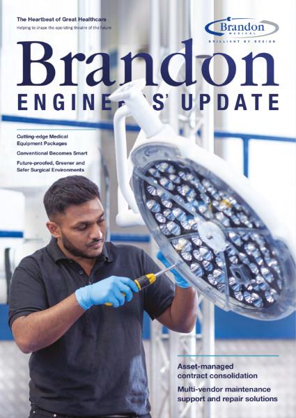 Brandon Engineers' Update Newsletter
