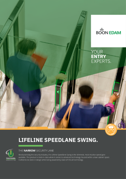 Lifeline Speedlane Swing - The Narrow Security Lane