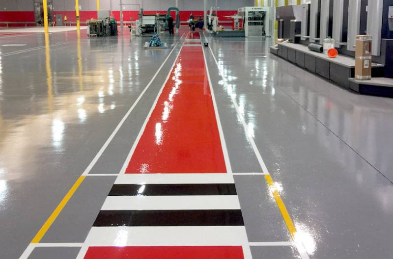 Flowcoat SF41 Puts Encore Packaging on the Right Path