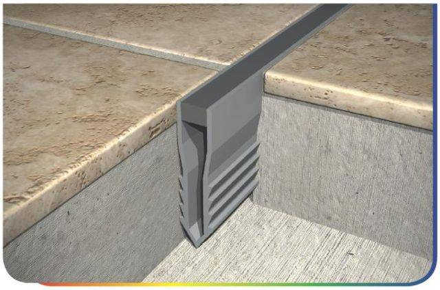 PVC Screed Joint