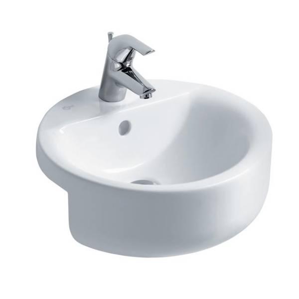 Concept Sphere 45cm Semi-Countertop Washbasin