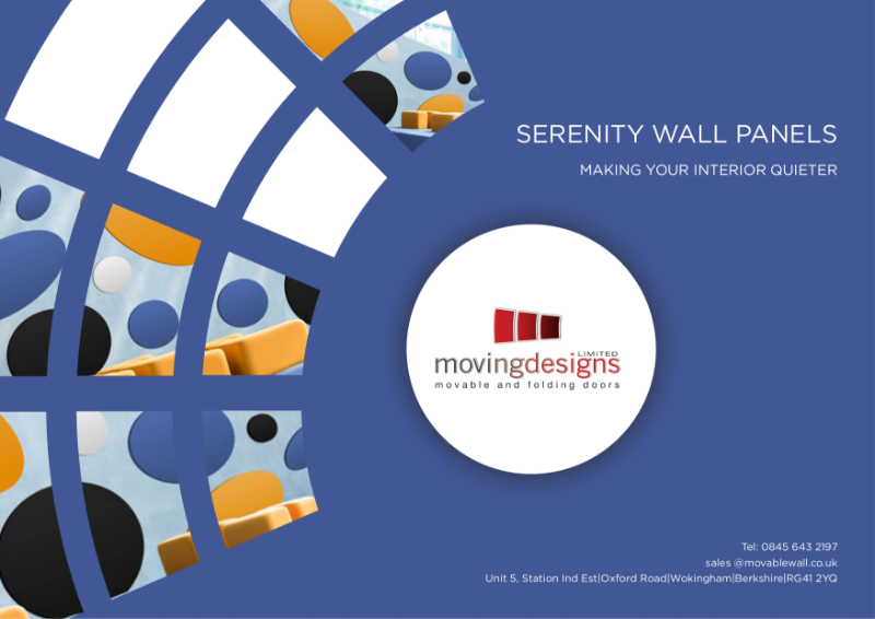 Serenity Acoustic Wall Panels