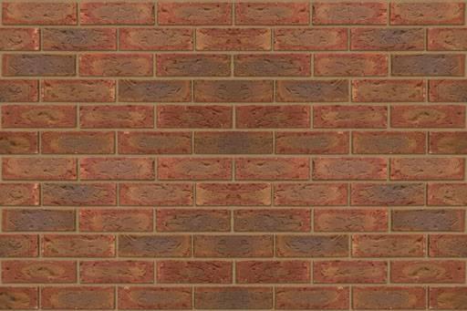 Hardwicke Lenton Dark Multi - Clay bricks