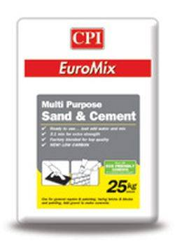 EuroMix Sand and Cement Traditional Screed