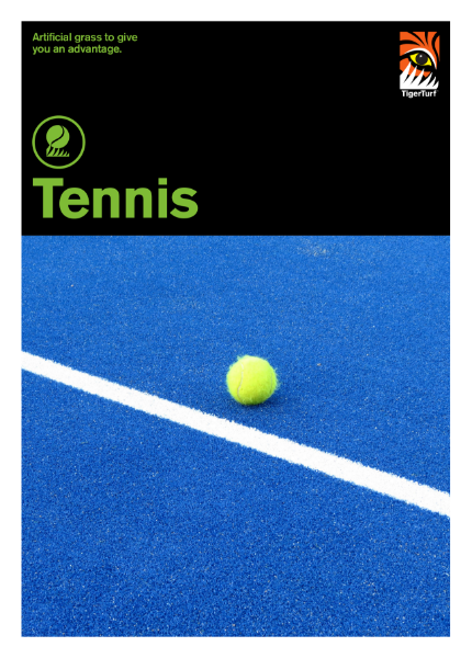 Artificial Grass – Tennis & Padel Range