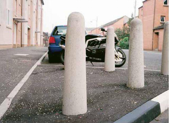Bridgford Concrete Bollard