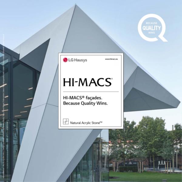 HI-MACS Facades Brochure