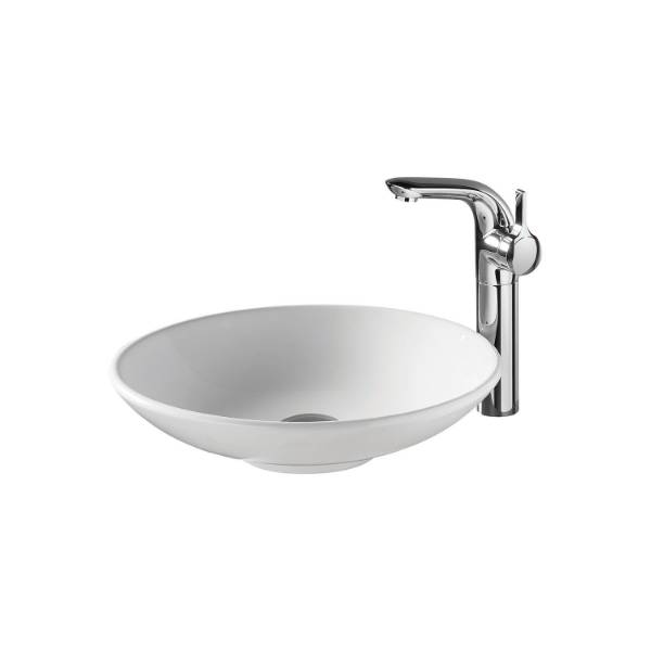 Isorno 45 cm Vessel Washbasin