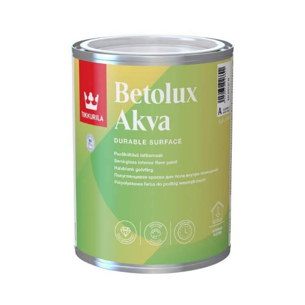 Betolux Akva - WB single pack floor paint