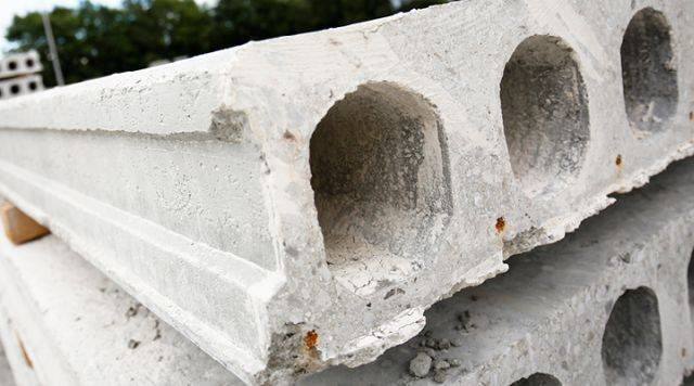 Mannok Precast Hollowcore 320