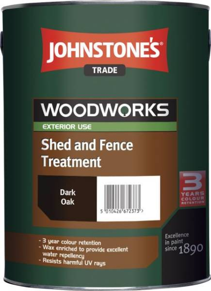 Shed and Fence Treatment