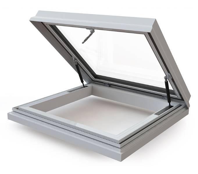 Kestrel Aluminium Flat Rooflight System