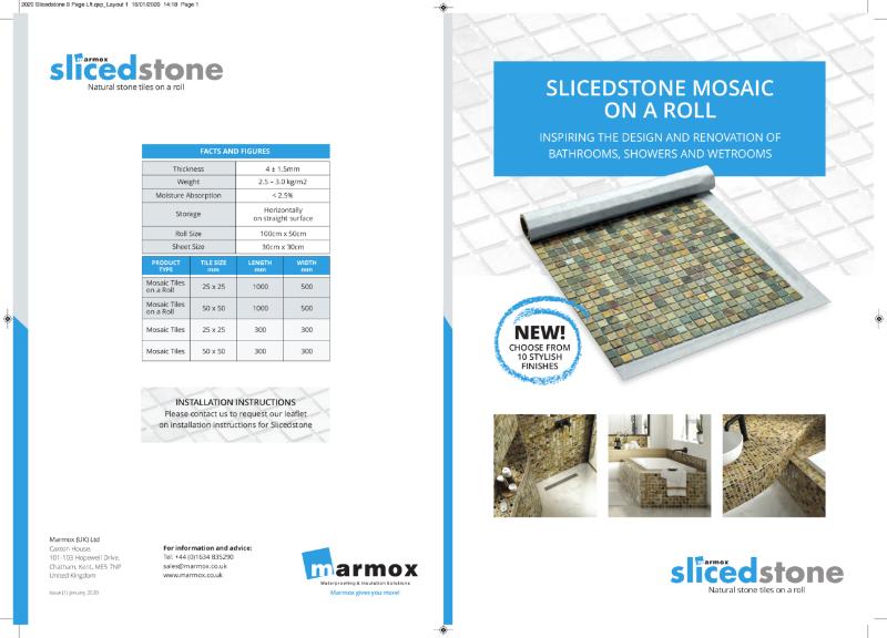 Slicedstone Mosaics