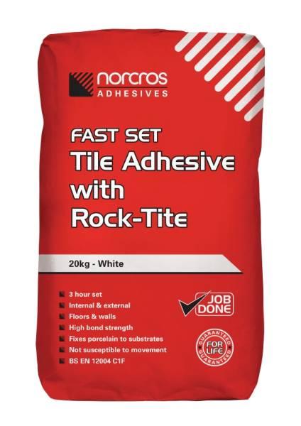 Fast Set Tile Adhesive