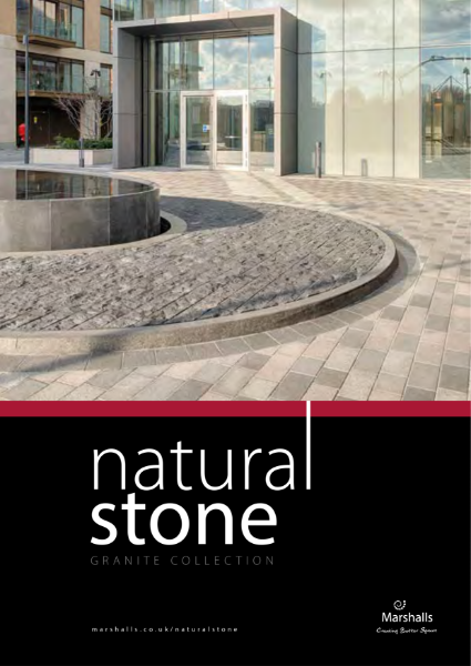 Natural Stone Granite Collection