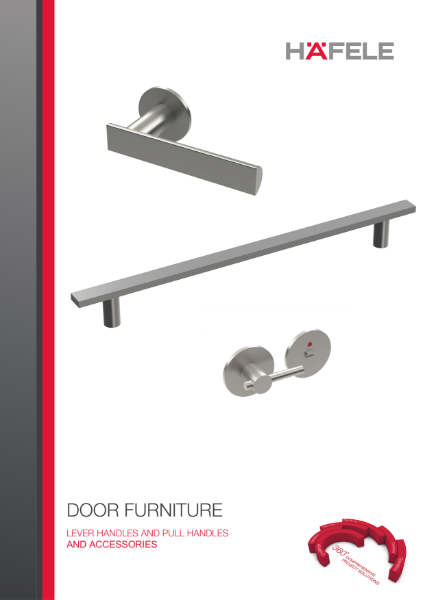 1. Project - Architectural Door Furniture
