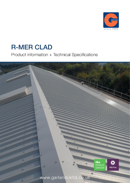R-MER CLAD Metal Systems - Garland