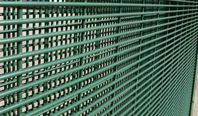 Security rated fencing Zenith SR1, SR2 and SR3