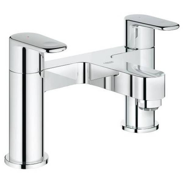 "Europlus Two-Handle Bath Filler 1/2"""