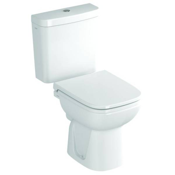 VitrA S20 Close-coupled WC Pan, 5511