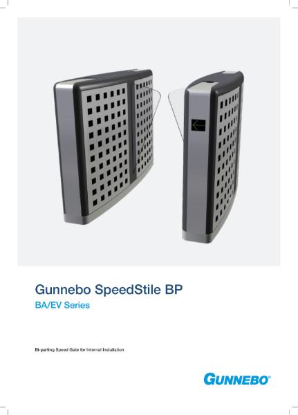 Speed Gate - SpeedStile BP & BPW