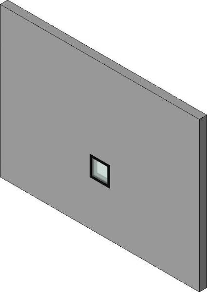 Internal GRP Cleanroom Windows - 30 Min Fire Rating