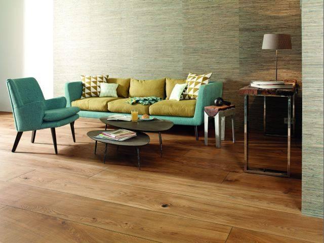 BOEN 20 mm Chaletino Plank - 20 x 300 x 2750 mm - Micro-Bevel - Live Natural Oil