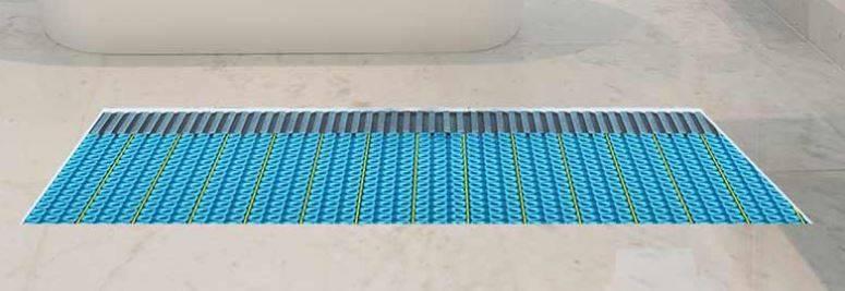 ThermoSphere Electric Underfloor Heating Membrane
