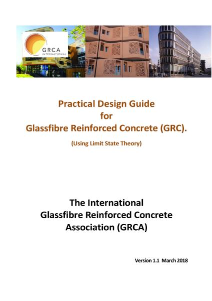 GRC/GFRC Facades – Practical Design Guide for GRC (Glassfibre Reinforced Concrete)