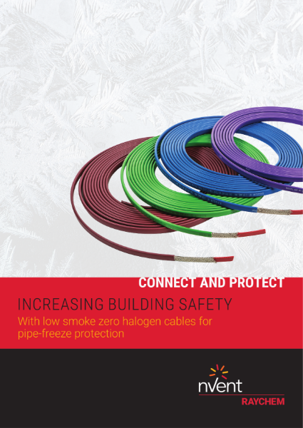 Pipe Freeze Protection - XL TRACE LSZH - Increasing Building Safety